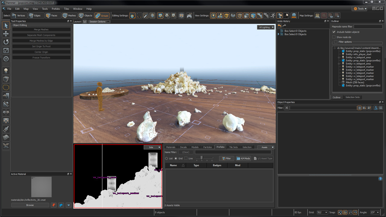 Forge your own reality with Valve's free VR toolkit