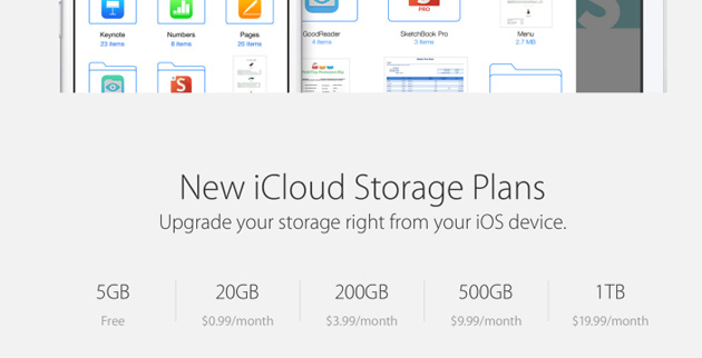 how to buy icloud storage for free