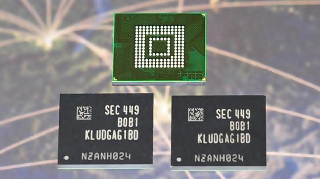 Samsung 128GB Universal Flash Storage