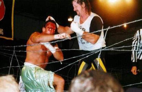 The Bloodiest Matches In Pro Wrestling History