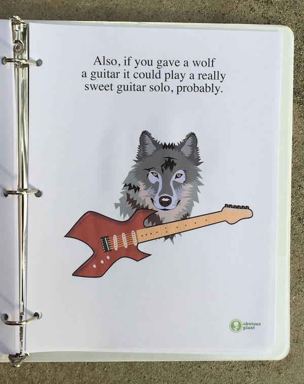 Badass Wolves Biology Report