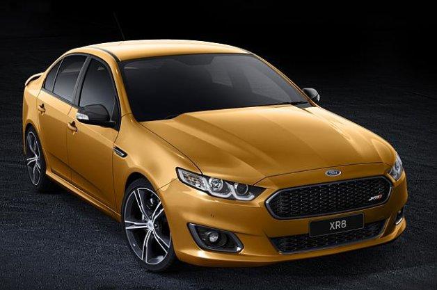 フォード「ファルコン」の有終の美を飾る高性能モデル「XR8」!