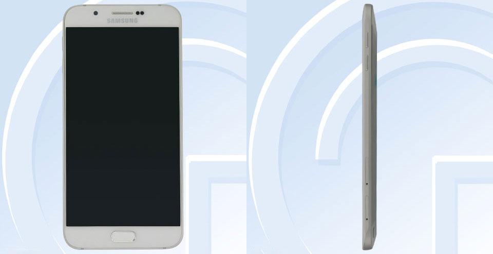 Samsung Galaxy A8 at TENAA