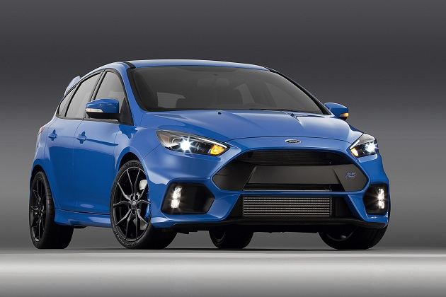 新型フォード「フォーカスRS」は堂々の350hpと48.4kgmを発揮! さらに新機能も装備