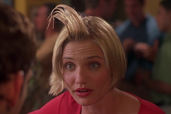 best and worst cameron diaz movies, best and worst films of cameron diaz, there's something about mary