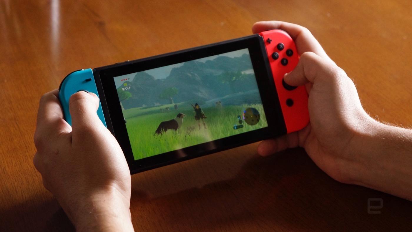 La Nintendo Switch puede con todo. Hasta con el porno.