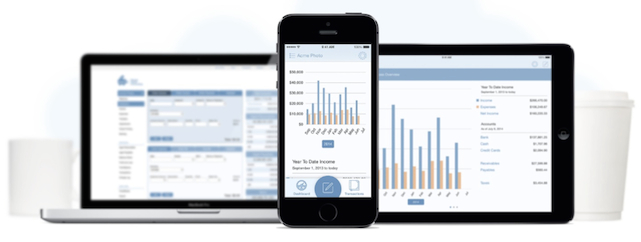 Kashoo Accounting app goes universal