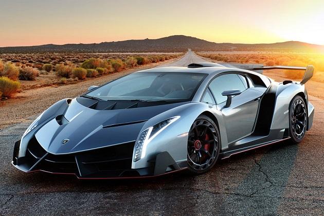 超レアなランボルギーニの限定スーパーカー「ヴェネーノ」が、今度は約9億円で販売中!