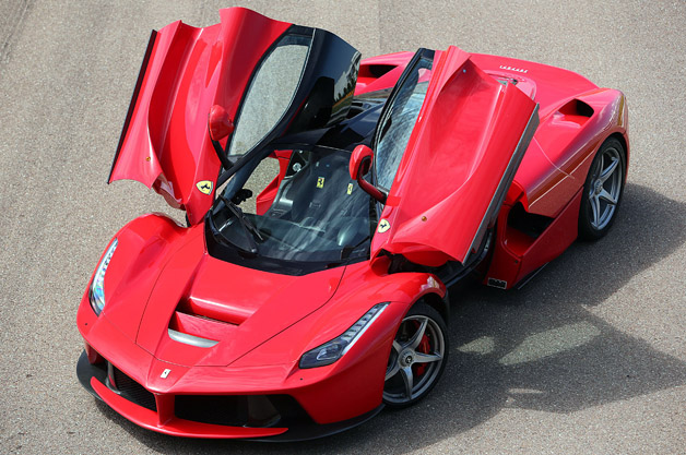 LaFerrari trading at double its list price