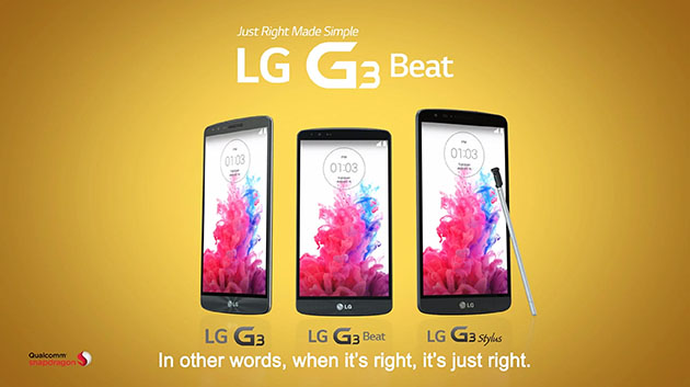 LG may soon imitate Samsung's Galaxy Note with the G3 Stylus