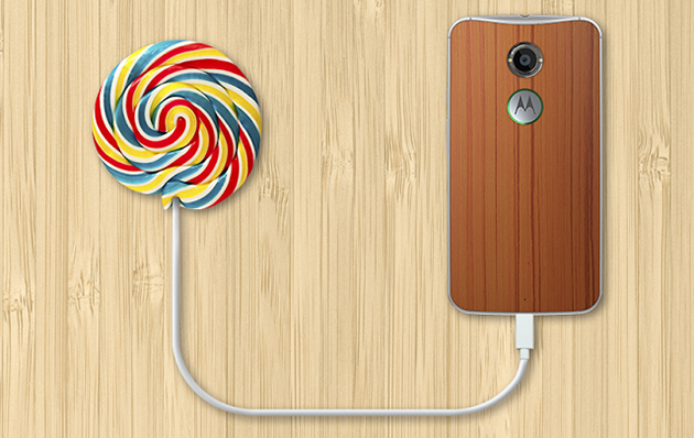 Moto X Pure Edition and Moto G get an early taste of Lollipop