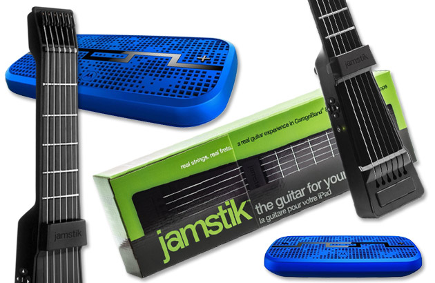 Engadget giveaway: win a Jamstik and SOL Republic speaker courtesy of Zivix!