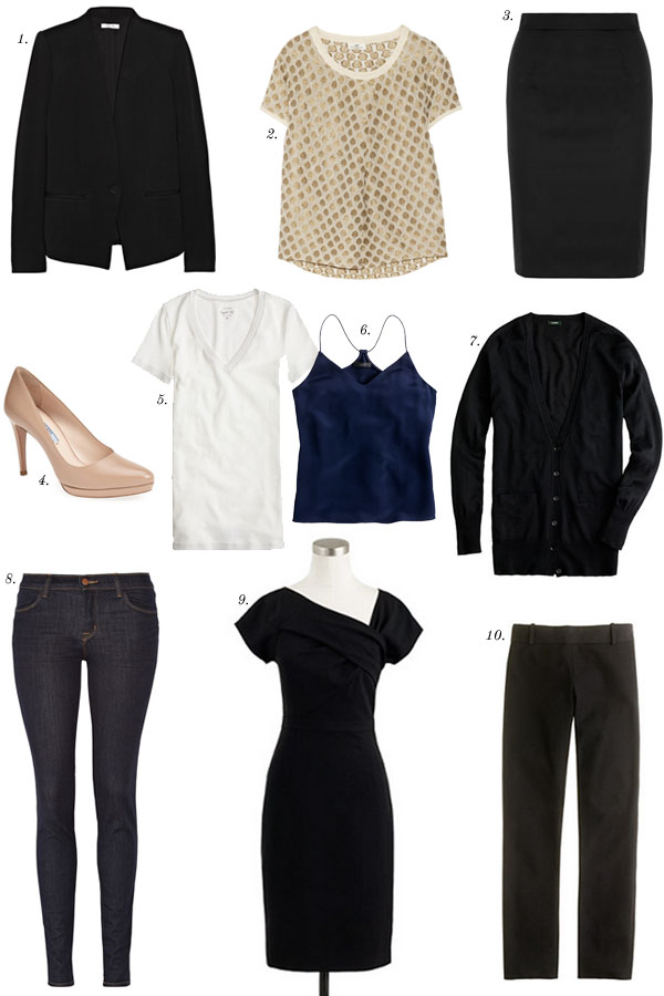 The workwear basics every woman needs in her wardrobe