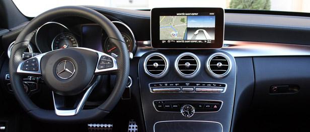 C autoblog for Mercedes benz comand system upgrade