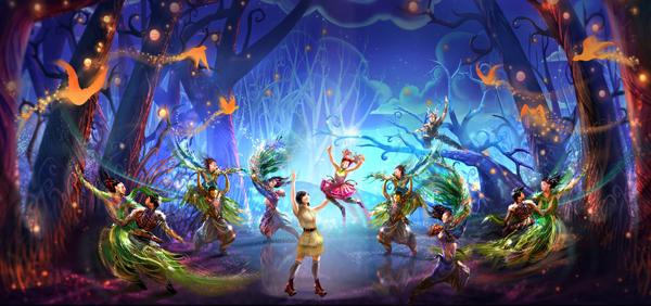 【ディズニー情報】アンジェラ・アキ、「このプロジェクトは奇跡!」 シーで始まる新ショーで、ミュージカル音楽作家として本格再始動!