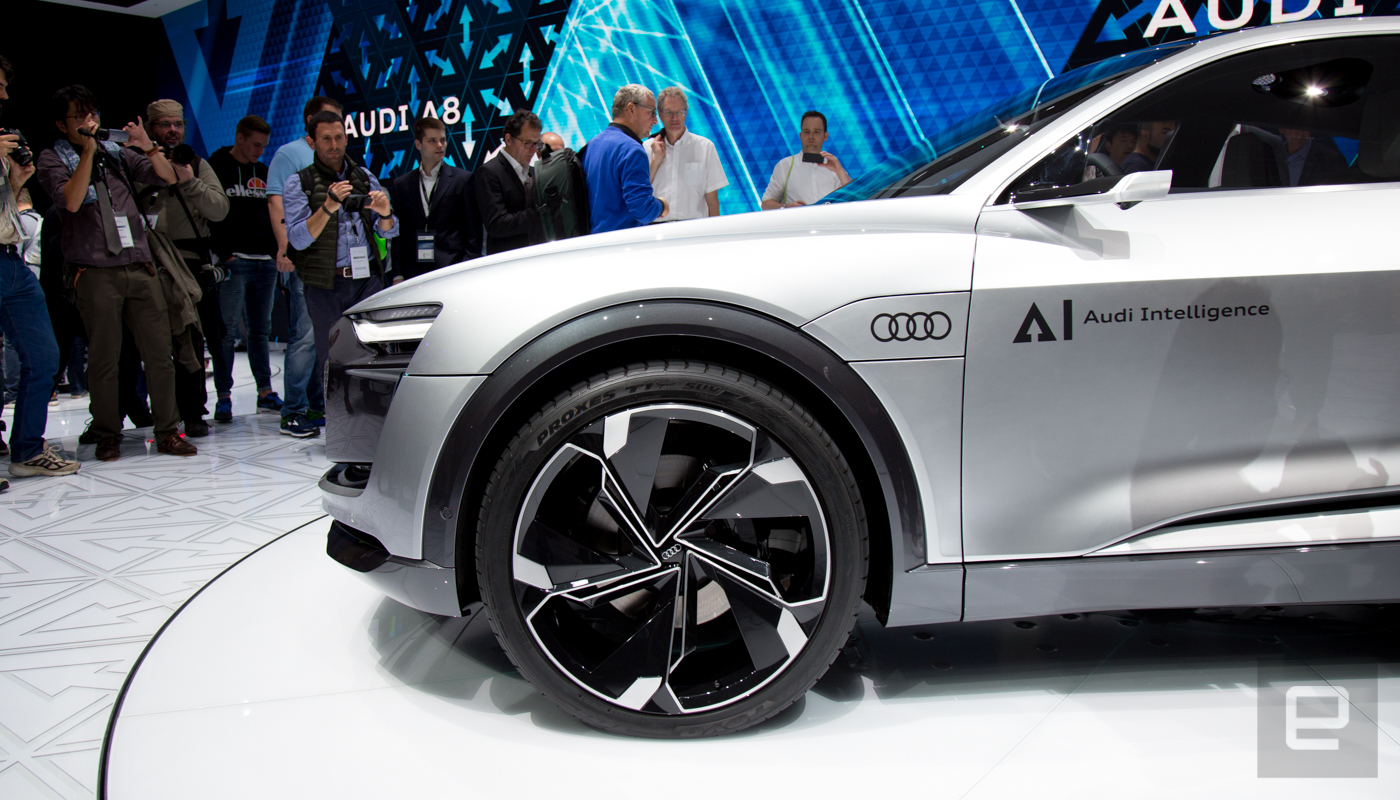 photo image Audi wants autonomous cars to run errands while you're at work