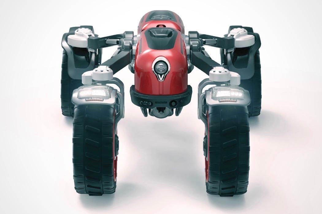 Designkonzept: Autonomer Traktor der Zukunft
