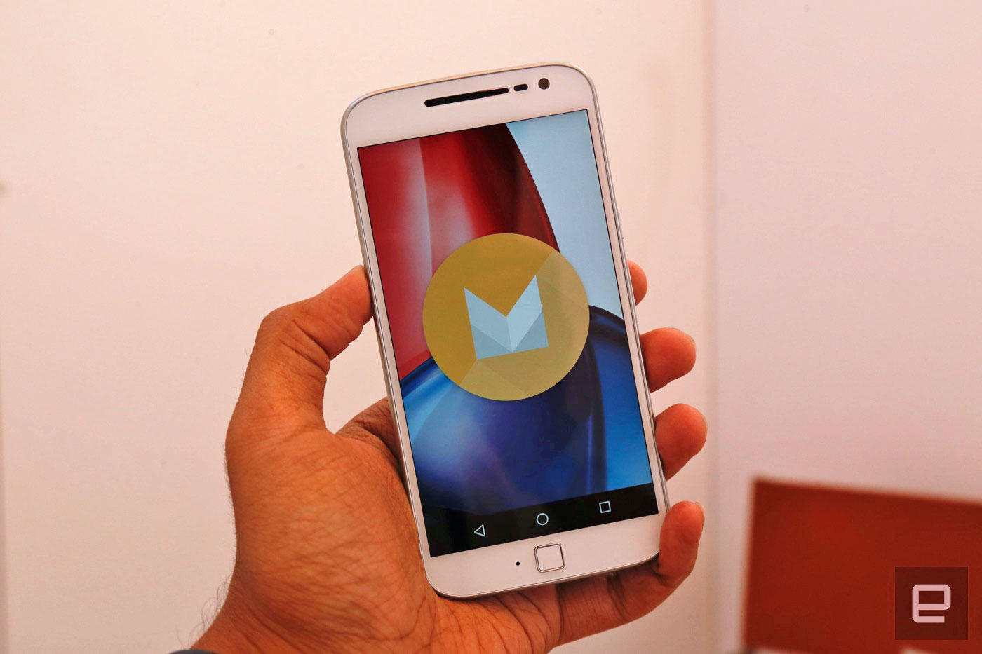 Up close with the Moto G4 Plus, the best from a puzzling new lineup