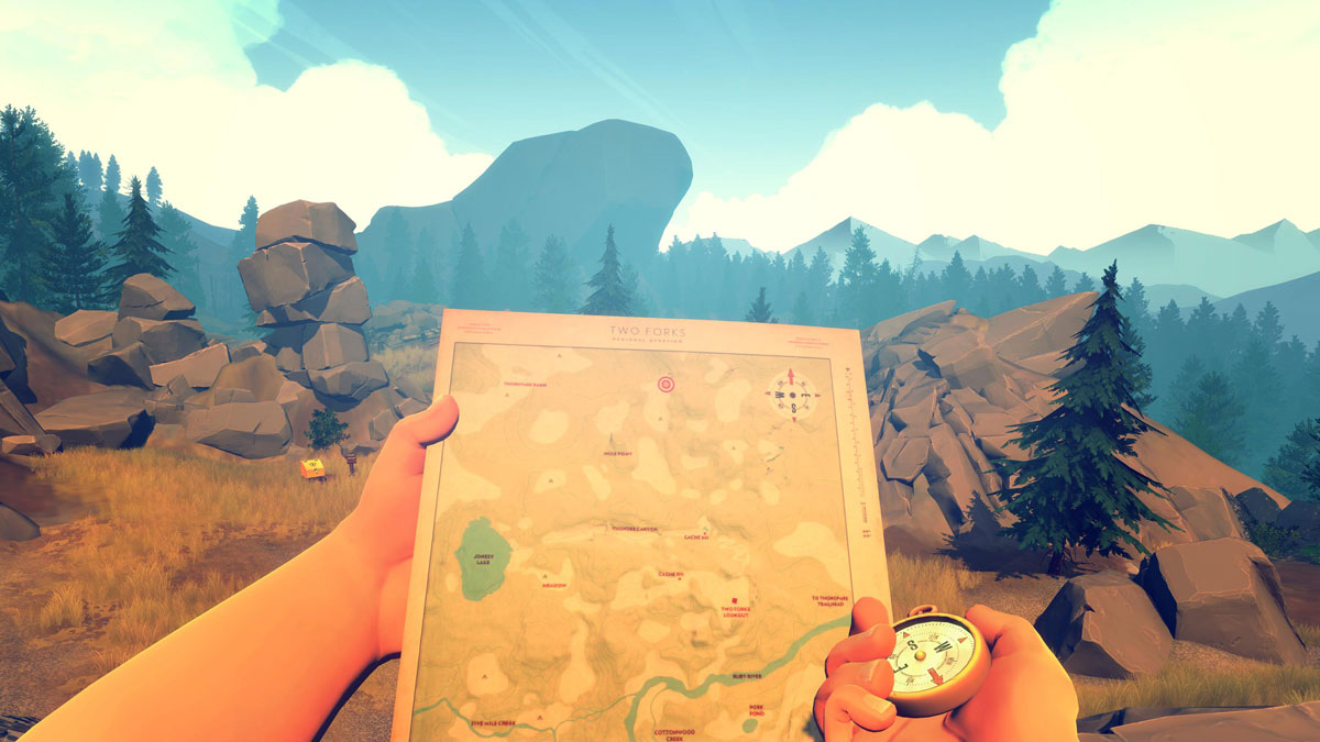 'Firewatch' reaches PC and PS4 on February 9th, 2016