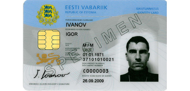 Estonia will hand out digital ID cards to non-residents | Deepak verma: officialdeepakverma.wordpress.com/2014/06/29/estonia-will-hand-out...