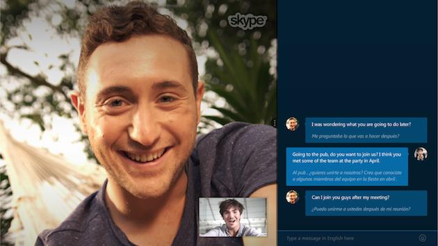 Prueba la preview de Skype Translator, el traductor en tiempo real