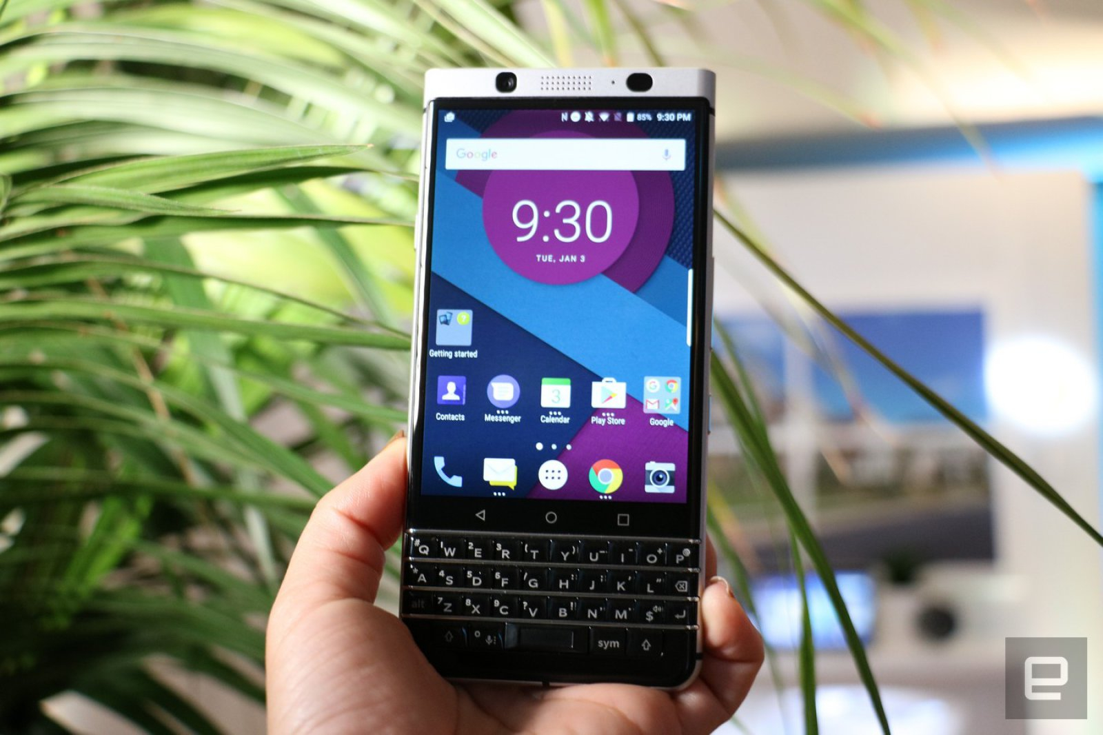 Get your BlackBerry MWC 2017 liveblog right here
