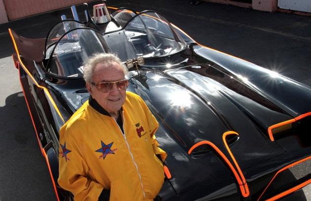 【訃報】初代「バットモービル」の生みの親、ジョージ・バリス氏 89歳 死去