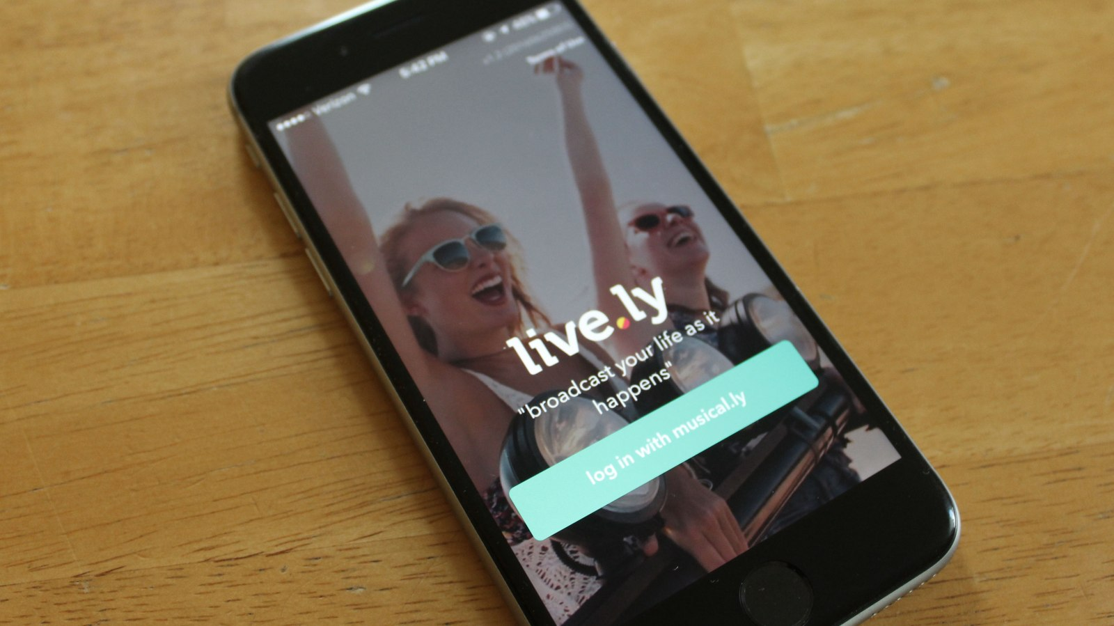 photo image Musical.ly drops its stand-alone live streaming app