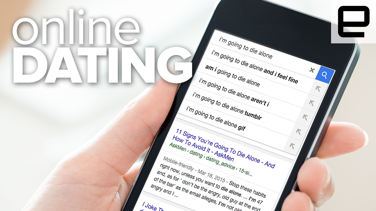 Engadget editors on the highs and lows of online dating