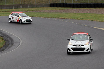 2015 Nissan Micra Cup