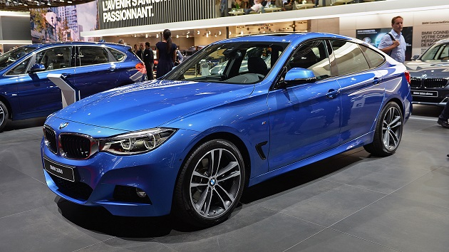 【パリモーターショー2016】BMW、新型エンジンを搭載した「3シリーズ グラン ツーリスモ」を出展