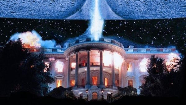 10 Reasons Why 'Independence Day' Is The Greatest Shittiest Movie Ever