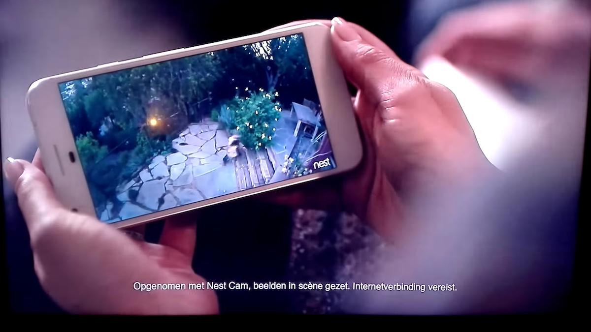 Nest mostraría por error el teléfono Pixel de Google en este vídeo