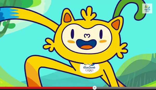 ブラジル・リオ五輪のマスコットが発表、「ゆるキャラ」っぽいと話題