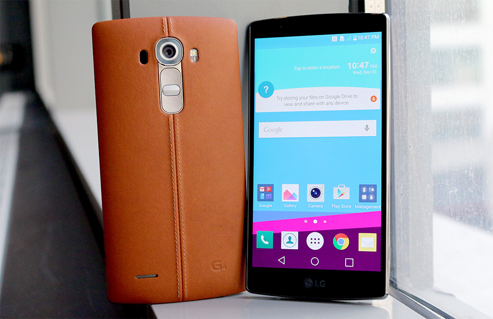 LG G4 preview: Fashion and firepower collide in a flagship