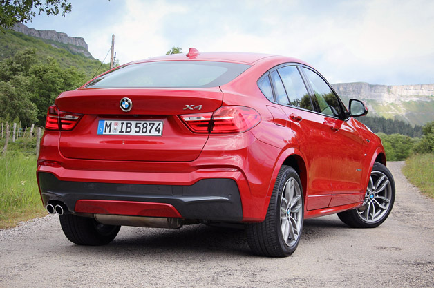 2015 Bmw X4 First Drive Autoblog