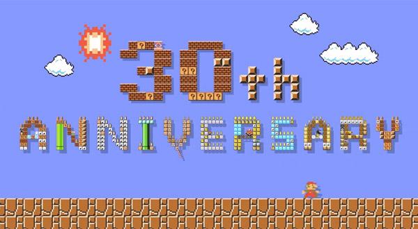 30周年を迎えたスーパーマリオ、過去一番見られた動画は「元祖マリオメーカー映像」だった