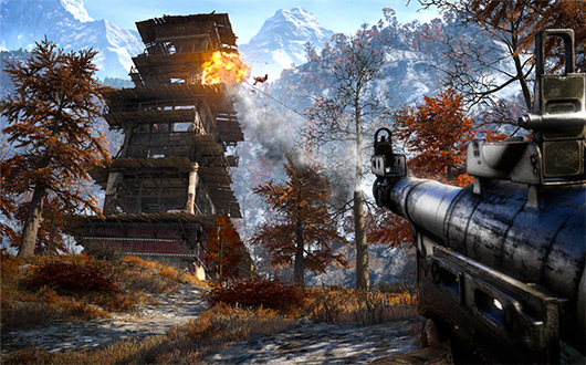 Far Cry 4 DLC, Escape From Durgesh Prison, now available