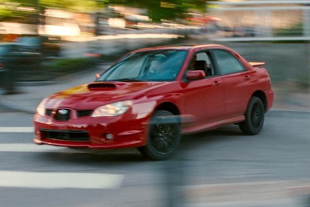 後輪駆動のスバル「WRX」も登場! 映画『ベイビー・ドライバー』のスタントマンが撮影の舞台裏を語る