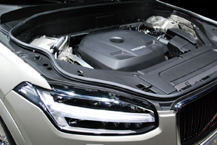 2015 Volvo XC90 powertrain