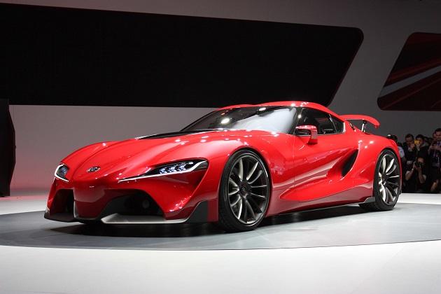 【レポート】トヨタとBMWが共同開発するスポーツカーの運命は、今年中に決定