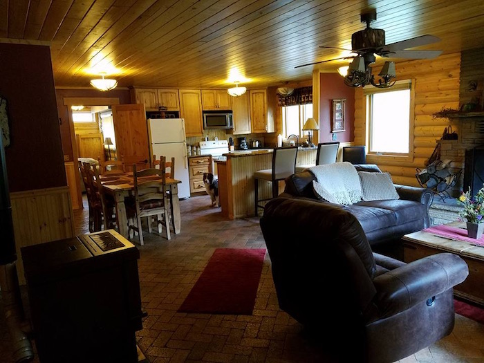 Try To Spot The Dog In Every One Of These Cabin Photos