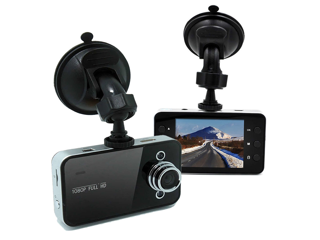 how to get dash cams to stick