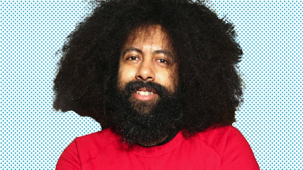 standup comedians who deserve their own show, funny obscure comedians, reggie watts