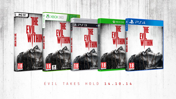 The Evil Within launching October 16 in Europe