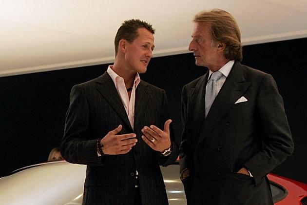 「残念だがシューマッハについて良い知らせはない」と、フェラーリ元会長のモンテゼーモロ氏が語る
