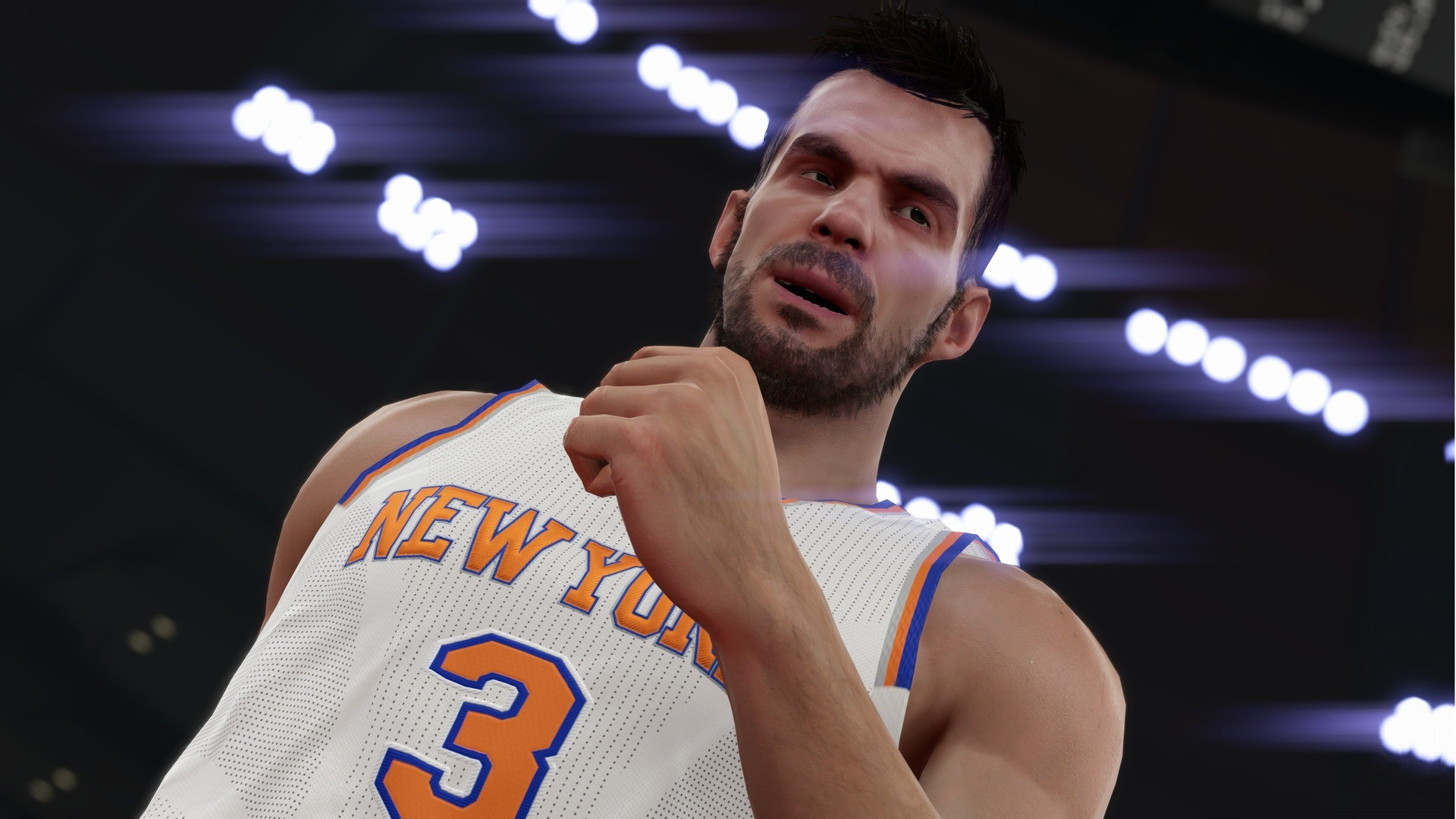 Play your best game of NBA 2K15 with the New York Knicks!