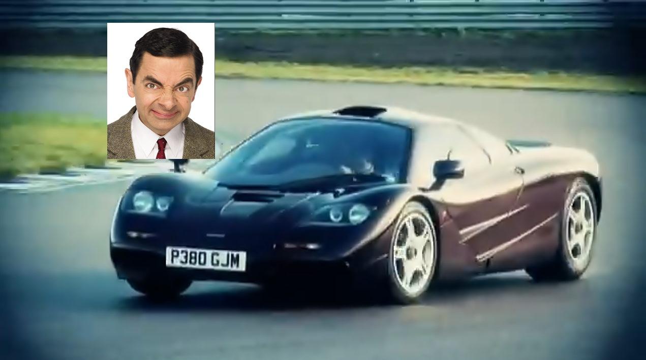 Mr. Bean verkauft McLaren F1 für 10,7 Mill €