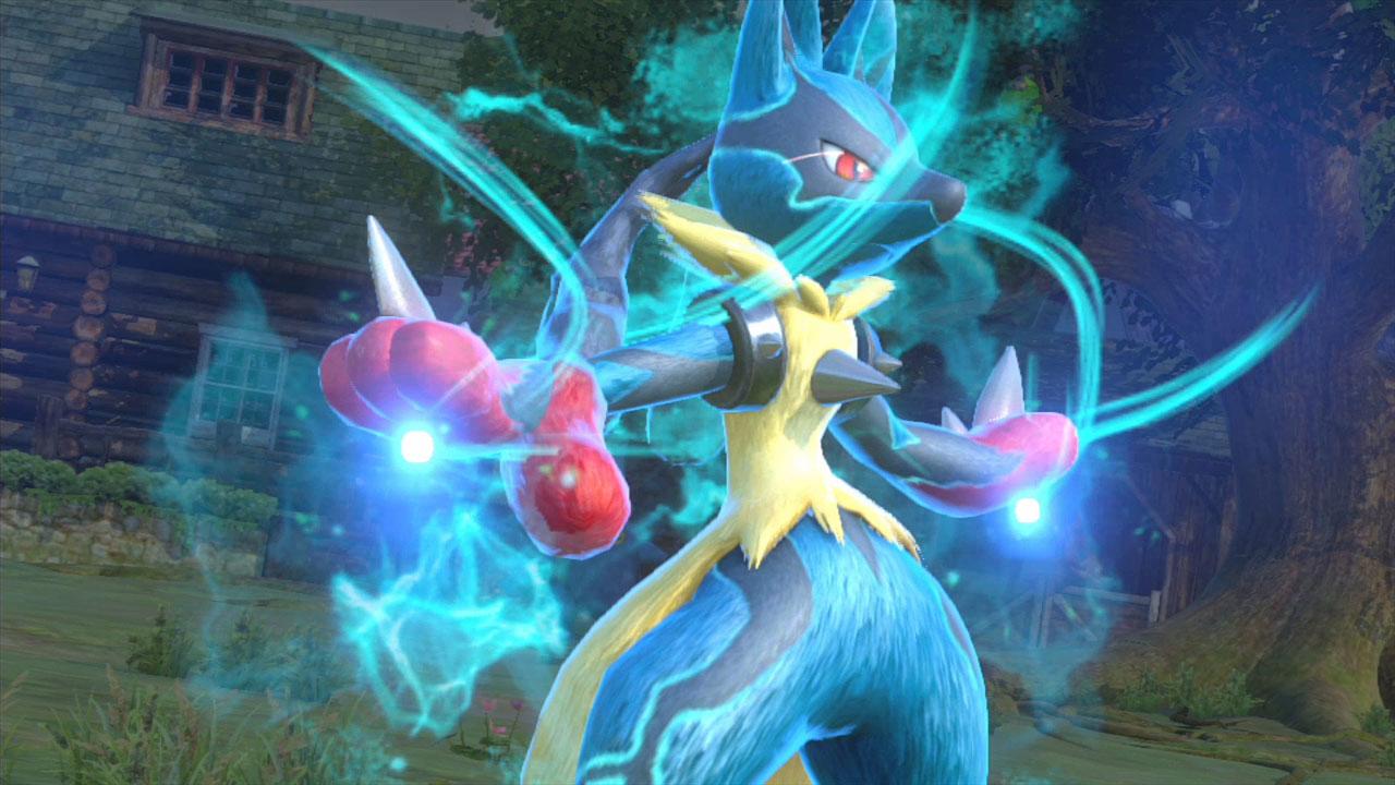 Pokémon llega a Switch con las peleas de 'Pokkén Tournament DX'