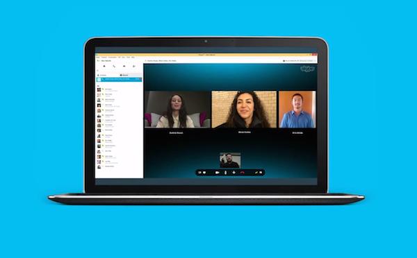 La videoconferencia en grupo llega a Skype de manera gratuita